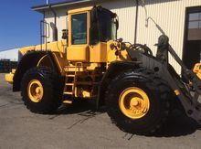 2007 VOLVO L 180 E wheel loader