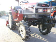YANMAR F165 vineyard tractor