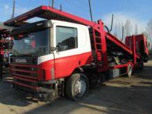 1999 SCANIA P 114 380 Lohr, tru