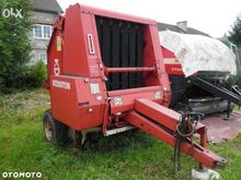 Used HESSTON 5540 ro