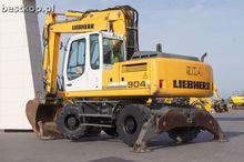 Used 2008 LIEBHERR A