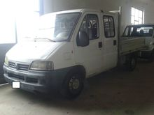 2004 IVECO DAILY platform truck