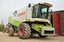 1999 CLAAS Lexion 480 combine-h