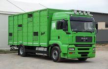 2004 MAN 18.460 livestock truck
