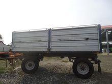 1980 HW 8011 tractor trailer