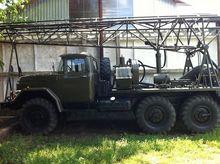 1995 URB 2,5 A drilling rig