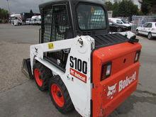 2014 BOBCAT S100 skid steer