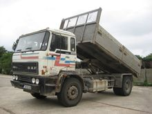 Used 1995 DAF 3300 d