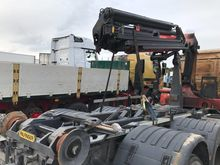 2014 17 tons chassis semi-trail