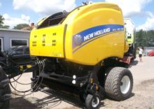 2014 HOLLAND Roll Belt 180 roun