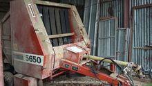 1991 HESSTON Fiatagri 5650 roun