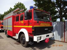 1993 IVECO 120-25 (4X4) mit Was