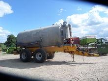 2002 BAUER 15000 litry liquid m