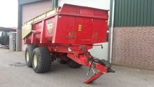 2000 BECO Gigant 140 tipper tra