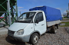 Used 2004 GAZ 33027