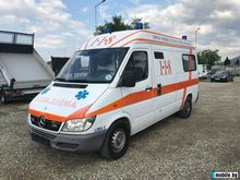 2003 MERCEDES-BENZ Sprinter 316