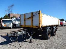 2005 DAPA tipper trailer