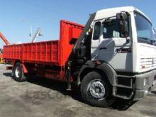 RENAULT G270 dump truck