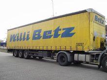 2008 SCHMITZ Schmitz Cargobull