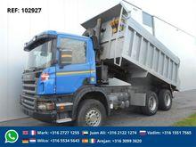 Used 2010 SCANIA P38