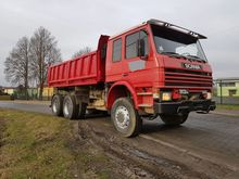Used 1992 SCANIA 113