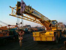 COLES HUSKY 36/40 mobile crane