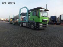 2009 MAN TGS18-360 tractor unit