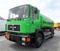1993 MAN 19.322 fuel truck