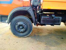 2001 KAMAZ 53229 dump truck