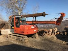2012 TES CAR CF3 drilling rig