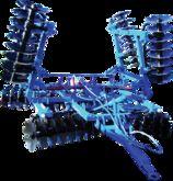 2005 UMANFERMMASH BDV-7 harrow