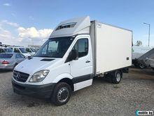 2007 MERCEDES-BENZ Sprinter ref