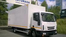 2013 IVECO Euro Cargo closed bo