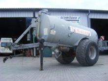 2000 VE 11000 fertiliser spread