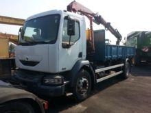 2003 RENAULT MIDLUM dump truck