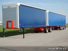 MODUL vogntog tilt semi-trailer