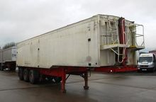 Used 2002 SDC tipper