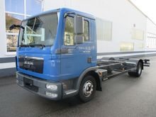 Used 2009 MAN TGL 12