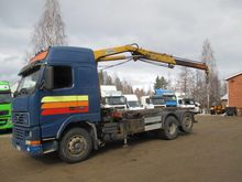 2005 VOLVO FH 12 cable system t