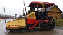 2011 DYNAPAC SD2500 CS crawler