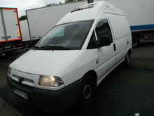 2000 PEUGEOT EXPERT refrigerate