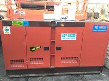 2016 Ashita 60KVA generator