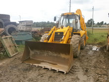 Used 1995 JCB 4CX, e