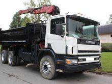 2000 SCANIA 94 C dump truck