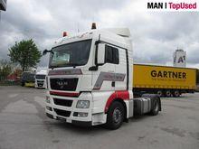 2010 MAN TGX 18.400 tractor uni