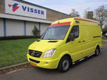 2009 MERCEDES-BENZ Sprinter 319