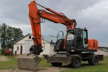 2010 HITACHI ZAXIS 190W-3 wheel