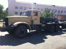 1991 KRAZ 258B1 tractor unit