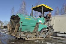 2011 VÖGELE 1300-2 crawler asph