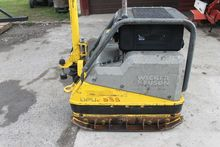 2010 WACKER DPU 6555 plate comp